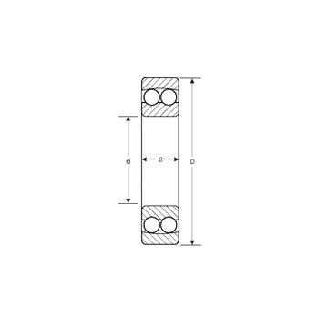 10410 SIGMA Self Aligning Ball Bearings