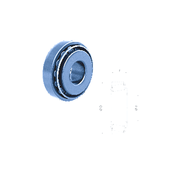 LL217849/LL217810 Fersa Tapered Roller Bearings